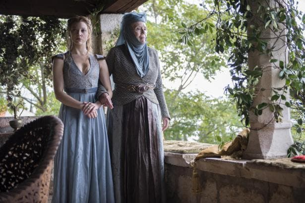 natalie-dormer-as-margaery-tyrell-diana-rigg-as-olenna-tyrell_photo-macall-b-polay_hbo