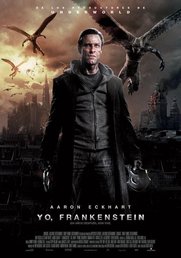 Poster final de Yo' Frankenstein
