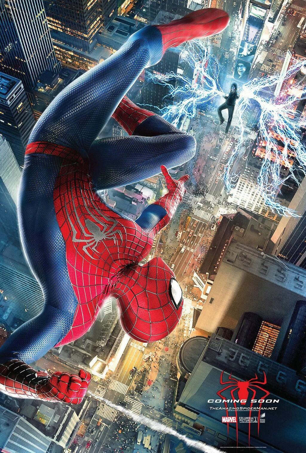 Poster The Amazing Spider-man 2: El poder de Electro