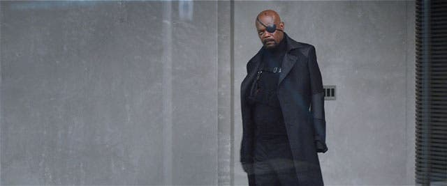 Samuel L. Jackson regresa como Nick Fury