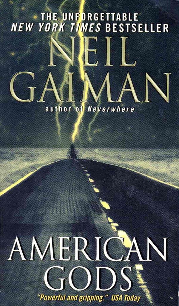 American Gods de Neil Gaiman