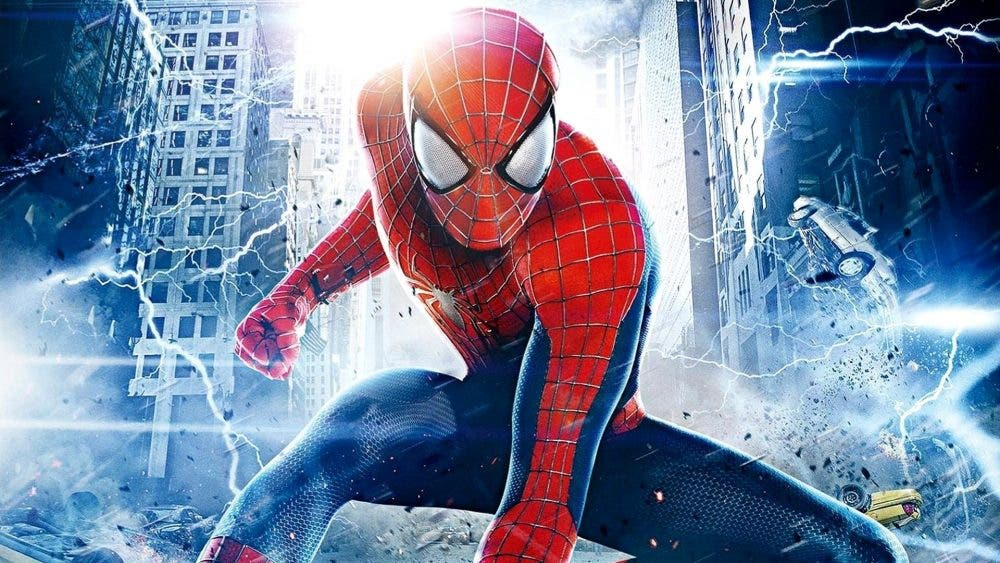 The amazing Spider-man 2 El poder de Electro