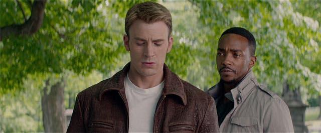 Capitán América y El Halcón