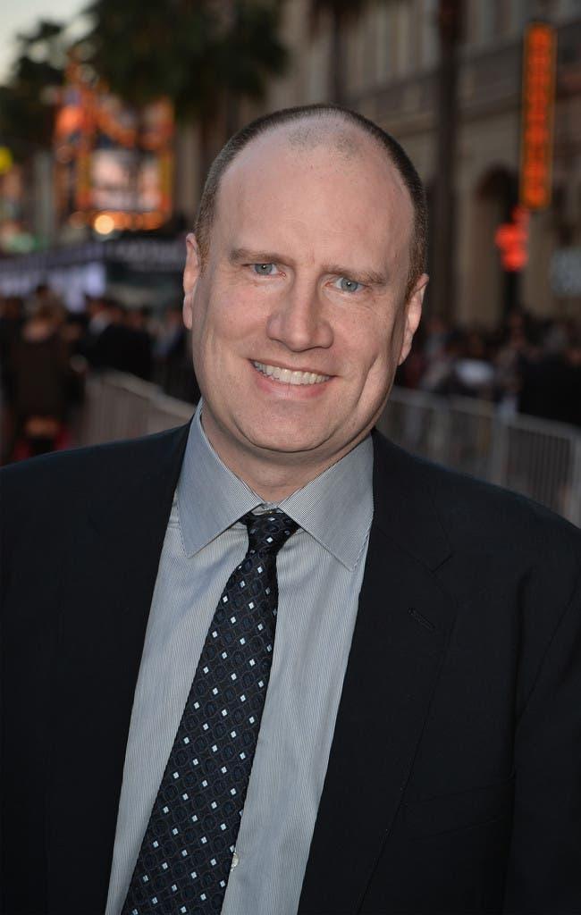 Kevin Feige productor de Capitán América y Presidente de Marvel