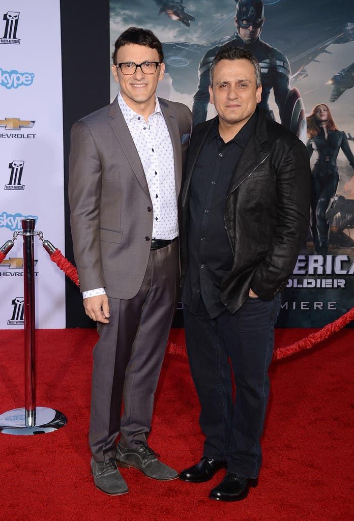 Anthony y Joe Russo directores de Capitán América. El soldado de invierno