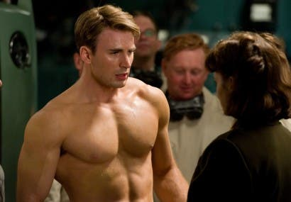 LO + HOT: CHRIS EVANS