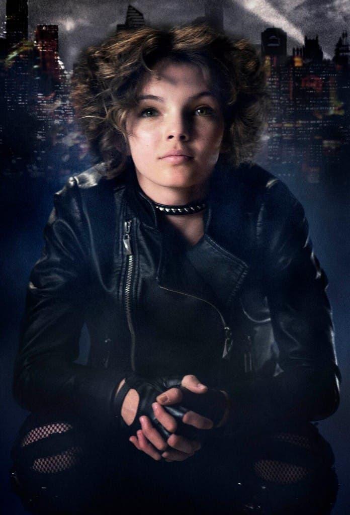Camren Bicondova es CATWOMAN en la serie Gotham