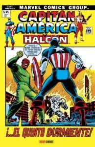Capitan America y El Halcon