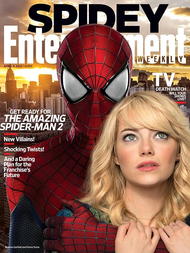 EWCOVER-Spiderman