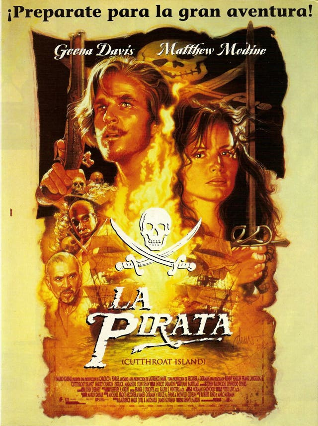 Películas de piratas: las 5 mejores de la historia del cine - Cinemascomics