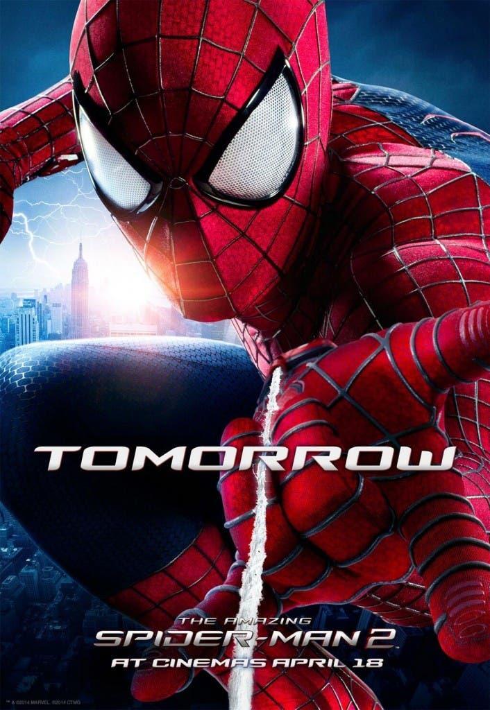 Póster de The Amazing Spider-man 2: El poder de Electro