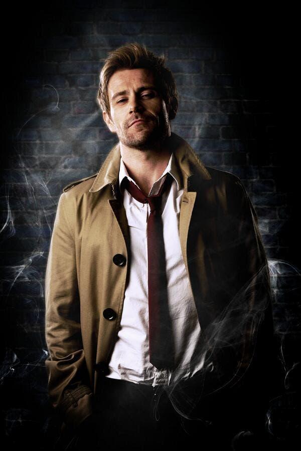 Primera imagen oficial Constantine