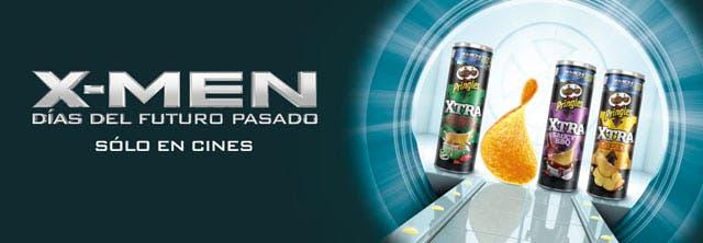 Pringles XMEN