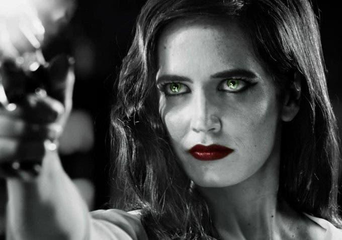 Evan Green en Sin City: Una dama por la que matar