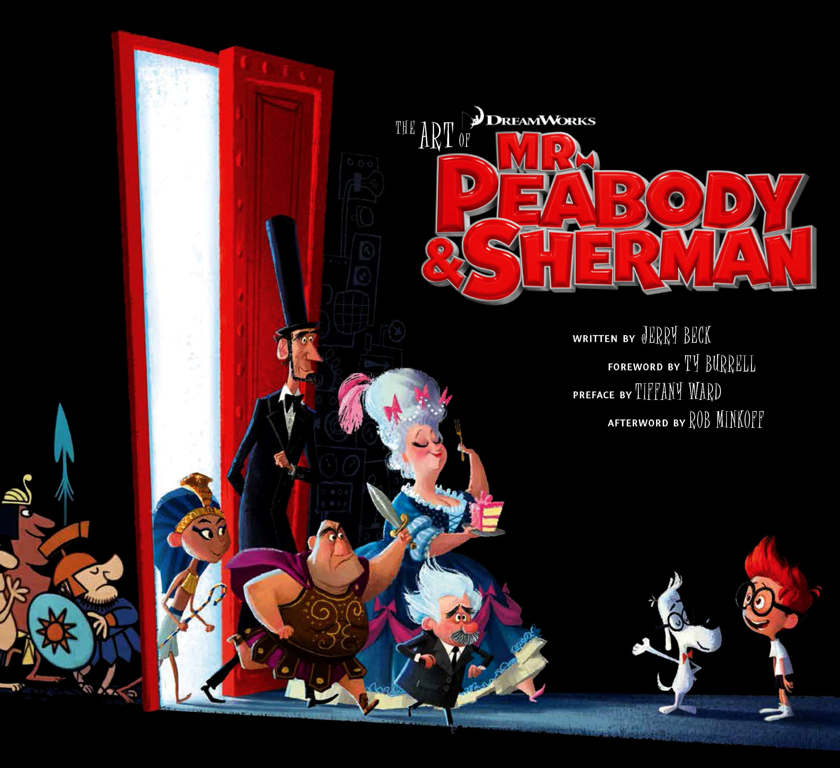 The Art Mr Peabody Sherman