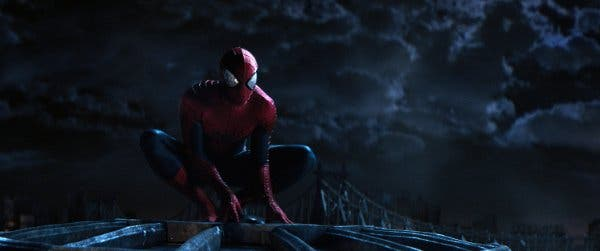 The Spider-man 2 elpoder de electro