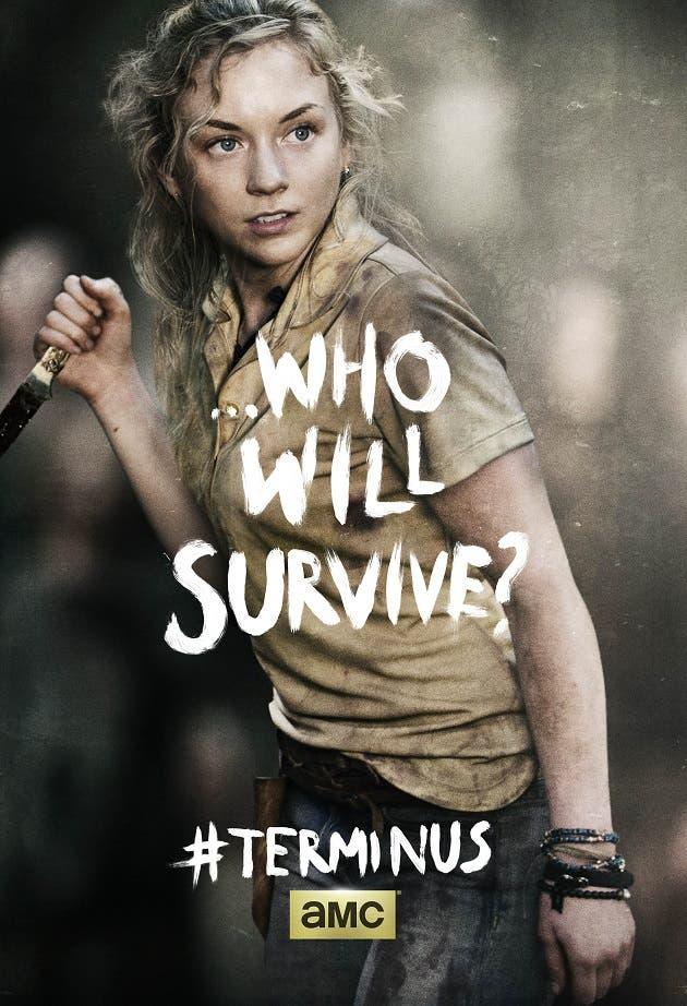 Beth Greene The Walking Dead #terminus