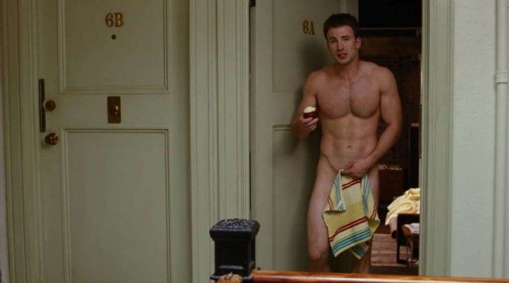 chris evans nude what's your number