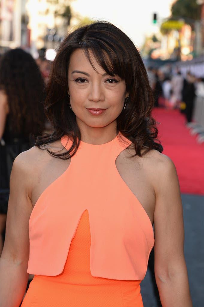 Ming-Na Wen es Melinda Mei en Marvel Agents of S.H.I.E.L.D.