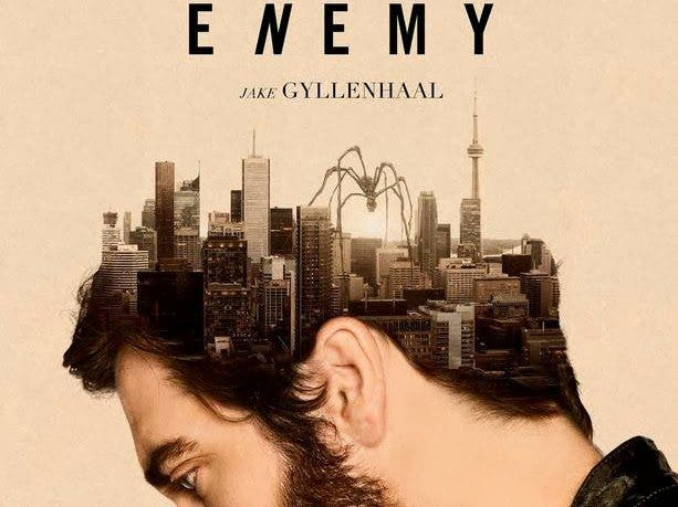 portada pelicula enemy