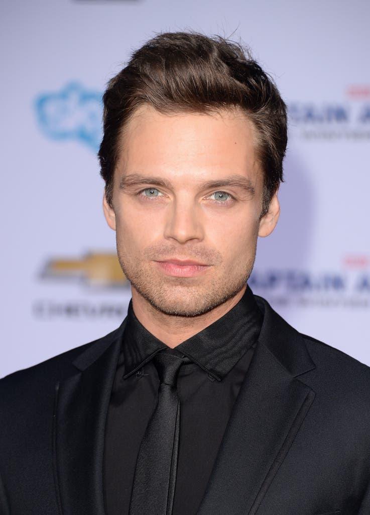 Sebastian Stan es Bucky alias Soldado de Invierno
