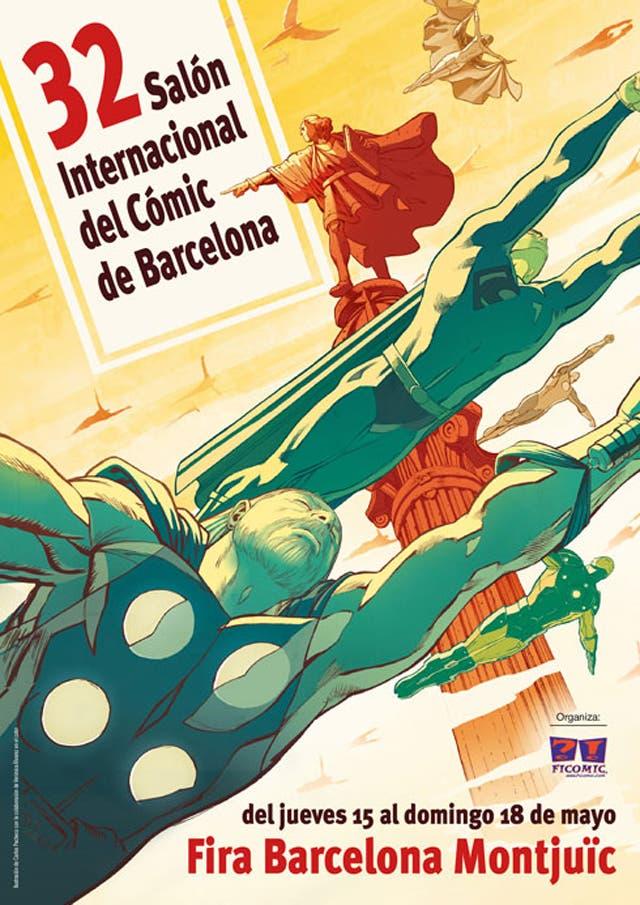 32 Salón Internacional del Cómic de Barcelona