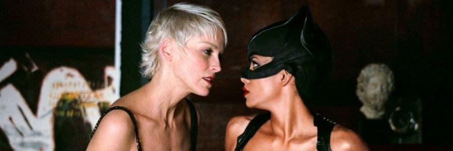 Sharon Stone en Catwoman