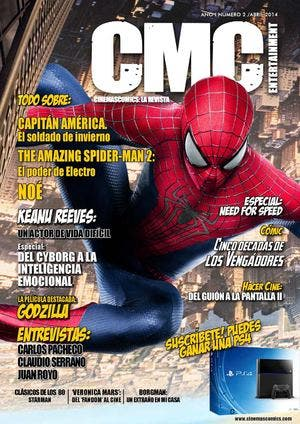 CMC entertainment n2 Revista de cine