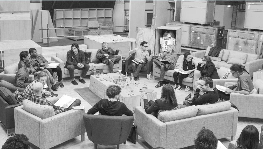Casting oficial de Star Wars Episodio VII