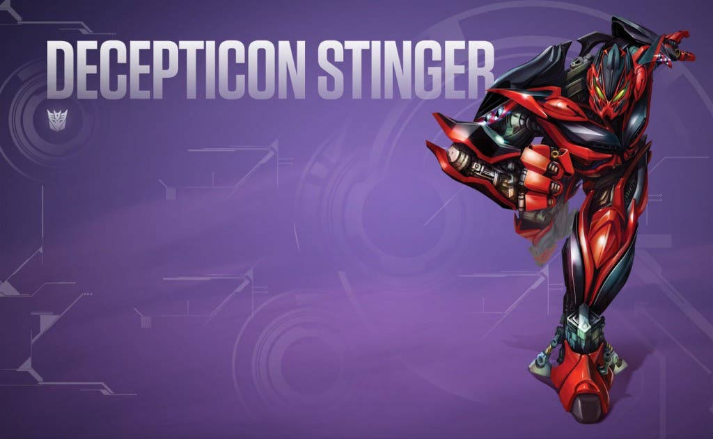Decepticon Stinger