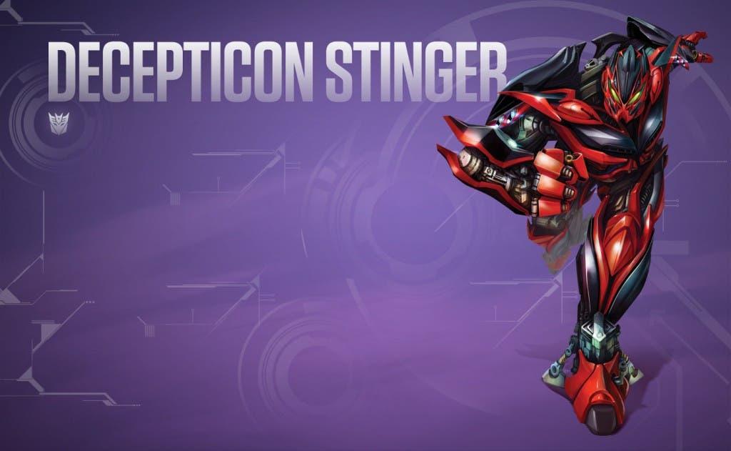 Decepticon Stinger