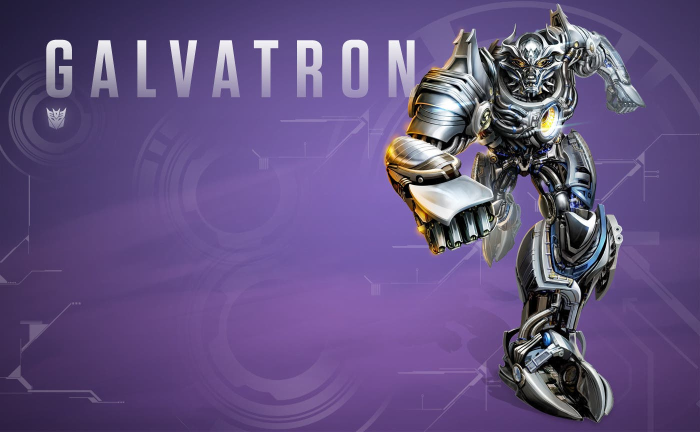 Deceptticon Galvatron