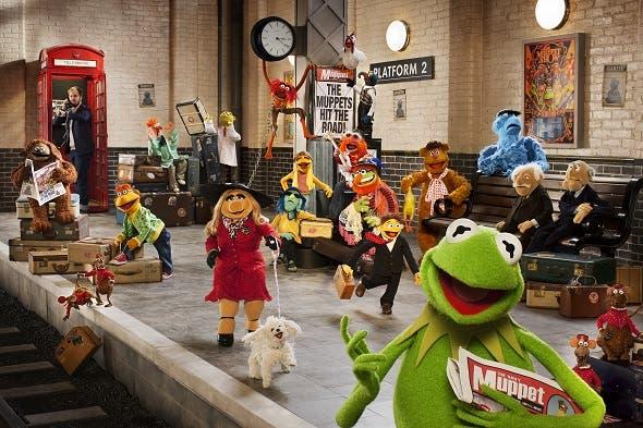 El tour de los Muppets (Muppets Again)