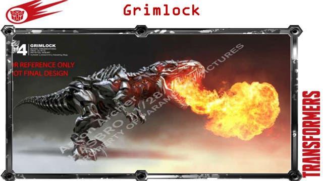 Transformers 5: Grimlock