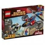 Lego Spider-man 1
