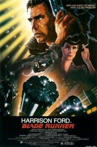 Cartel del filme 'Blade Runner', de Ridley Scott
