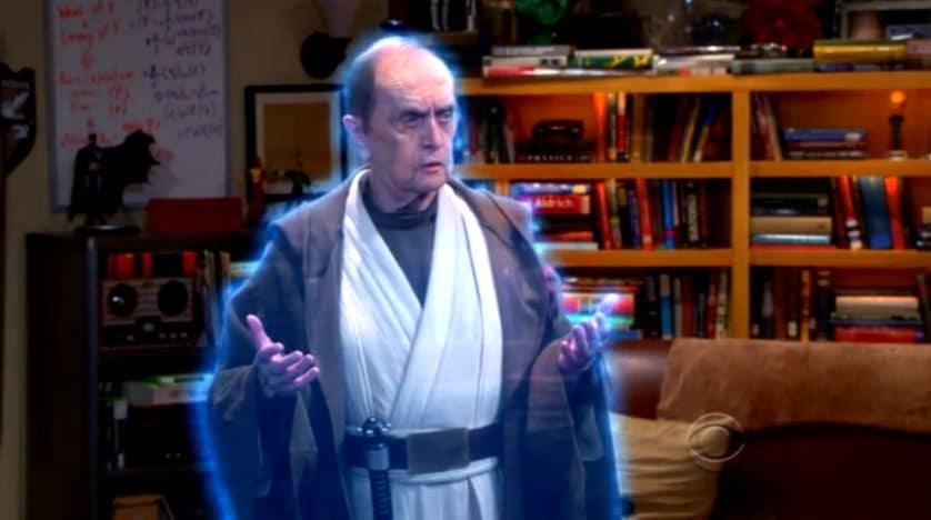 Profesor Protón Big Bang Theory