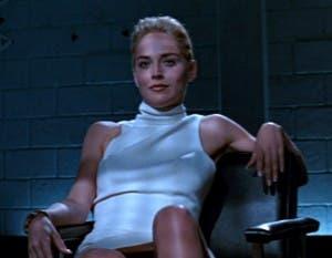 Sharon Stone en Instinto basico