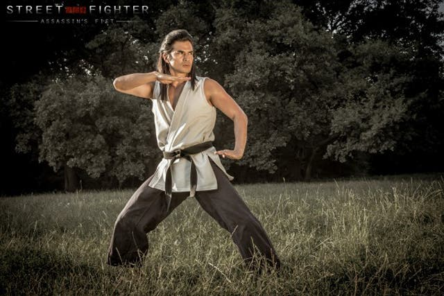 Street Fighter Assassin's Fist