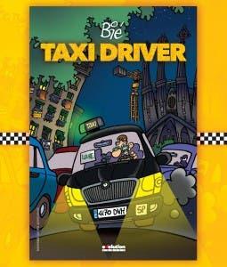 Portada cómic Taxi Driver