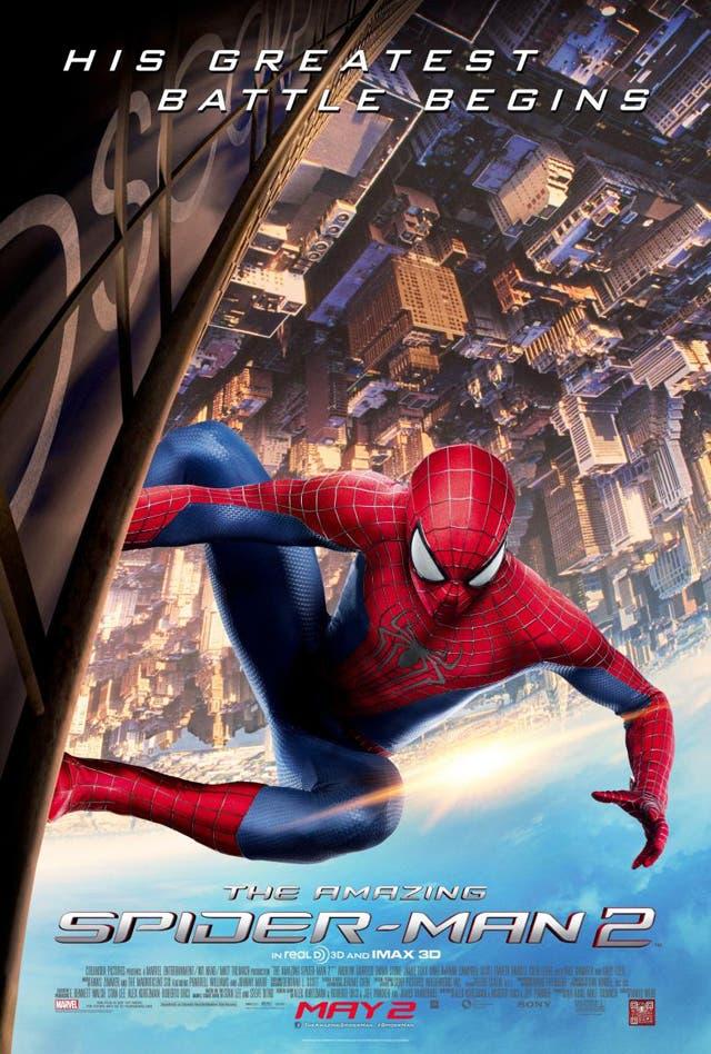 The Amazing Spider Man 2 El poder de Electro