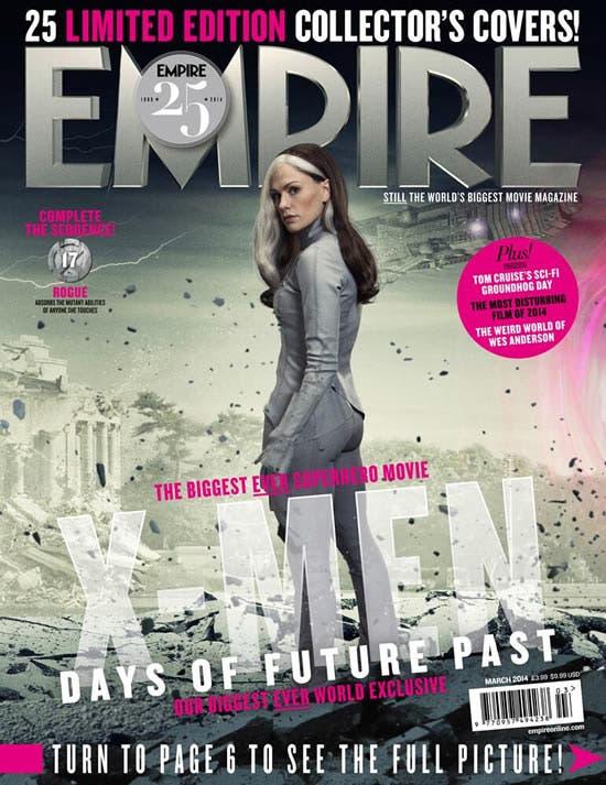 Portada de Empire X-men: Días del futuro pasado