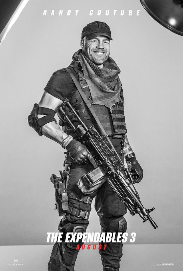 Los Mercenarios 3
