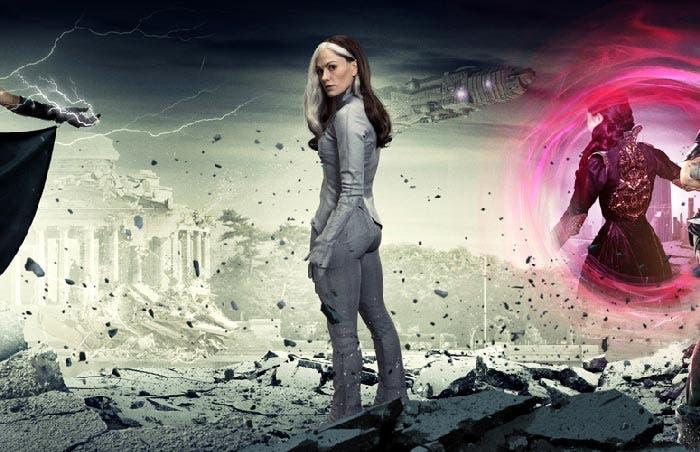 Picara en X-Men: Días del futuro pasado