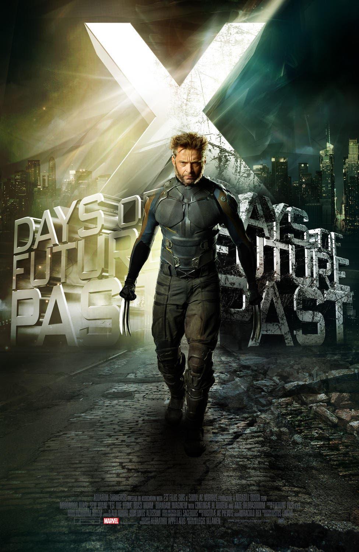 Lobezno 'X-men: días del futuro pasado'