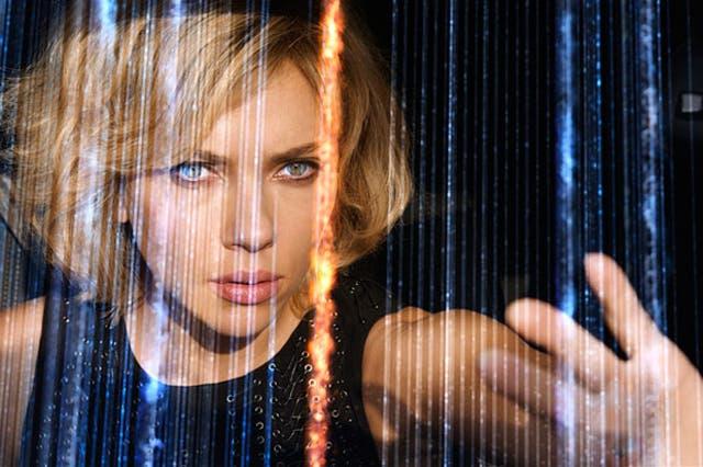 Scarlett Johansson en Lucy