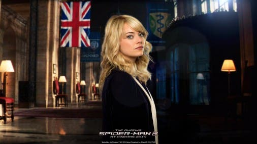 'The Amazing Spider-man 2′ Entrevista a Emma Stone