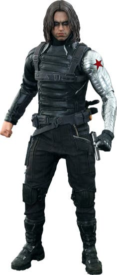 Figura The Winter Soldier Hot Toys