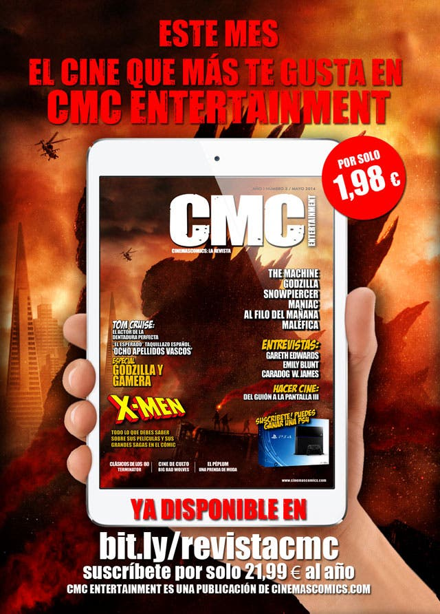 Cinemascomics La revista 3