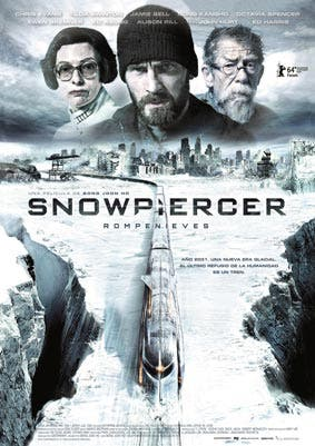 Cartel SNOWPIERCER
